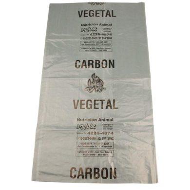 Bolsas para carbón, Plásticos JM srl